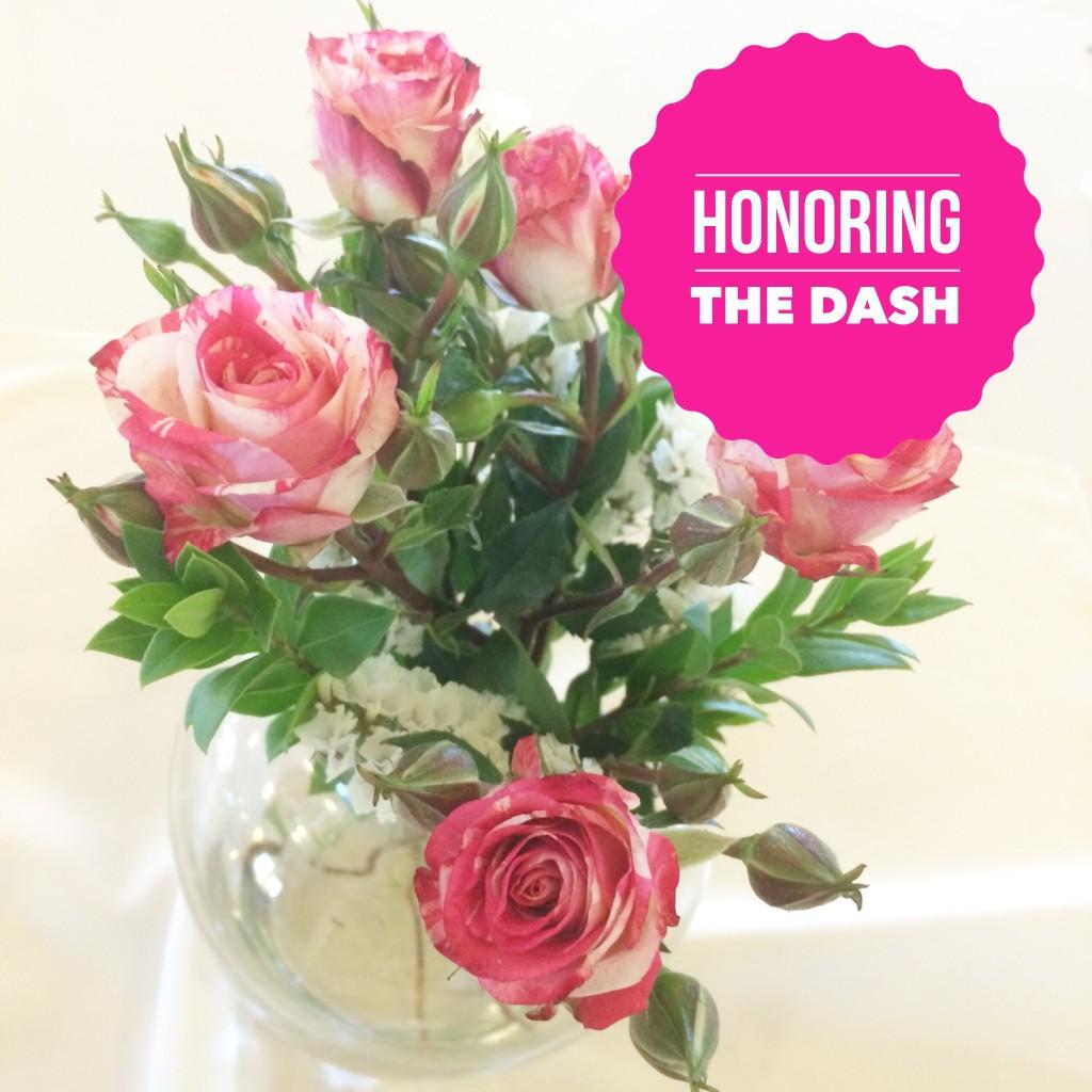 Honoring the dash