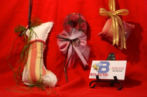 BEclectic Crafts Holiday Ornaments